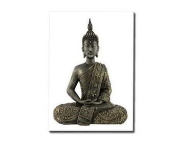 Cuadro Diseño de Buda
