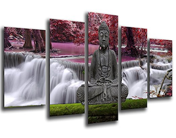 Cuadro Moderno Buda
