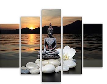 Cuadro Zen Buda