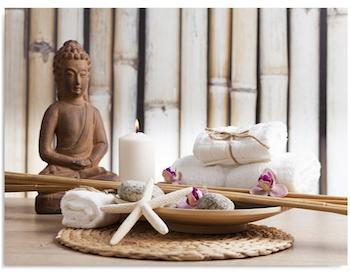 Cuadro decorativo de Buda