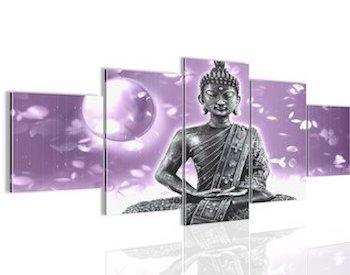 Lienzo imagen de Buda